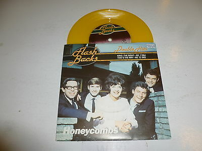 THE HONEYCOMBS - Have I The Right? - 1964 UK 7  YELLOW Vinyl Single  • 39.99£