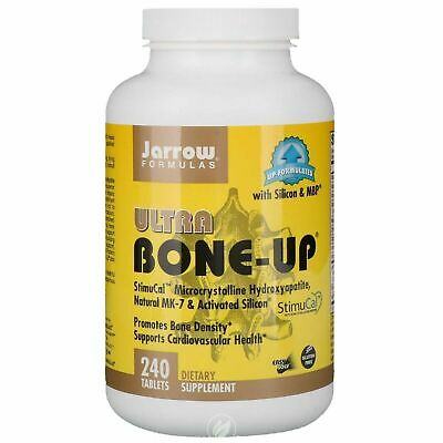 £22.83 • Buy Jarrow Formulas Ultra Bone-Up 240 Tabs