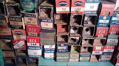 $ CDN9.30 • Buy NEW (NOS) Loctal (loktal) Tubes Assorted Brands 3C6/XXB To 7N7 - #0319