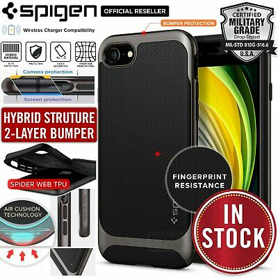 AU19.99 • Buy For Apple IPhone 8 7 Plus SE 2020 Case SPIGEN Neo Hybrid Bumper Shockproof Cover