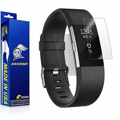 $ CDN18.94 • Buy ArmorSuit MilitaryShield - Fitbit Charge 2 Screen Protector + Full Body
