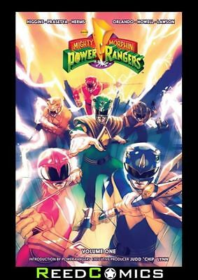 £16.29 • Buy MIGHTY MORPHIN POWER RANGERS VOLUME 1 GRAPHIC NOVEL New Paperback Collects #0-4