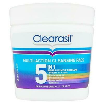 £12.62 • Buy Clearasil Ultra 5 In 1 Cleansing Pads - 2 Pack