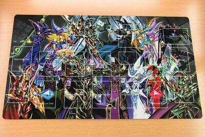 AU34.20 • Buy G053# Free Mat Bag Yugioh TCG Playmat Dark Magician Girl Black Chaos Endymion