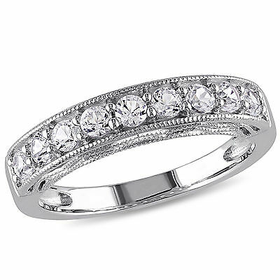 View Details Amour Sterling Silver White Sapphire Ring • 29.99$ CDN
