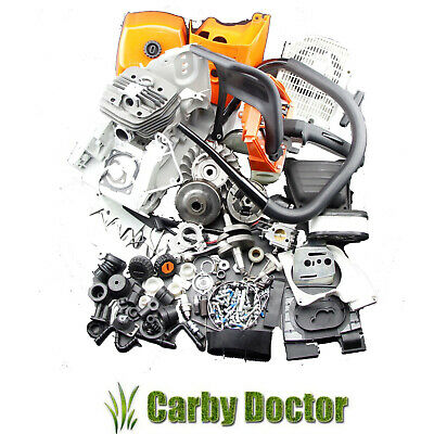 AU750 • Buy Engine Complete Parts For Stihl Ms660 066 Chainsaw Cylinder Crankshaft Crankcase