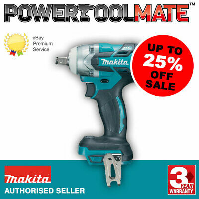 Makita DTW285Z 18V LXT Brushless 1/2in Impact Wrench *Body Only* • 156.99£