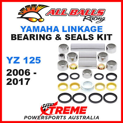 AU163.95 • Buy 27-1170 Yamaha YZ125 YZ 125 2006-2017 Linkage Bearing Kit