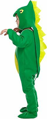 £6.99 • Buy Toddler Dinosaur Dino Fancy Dress Up Party Costume Child Age 3 World Book Day