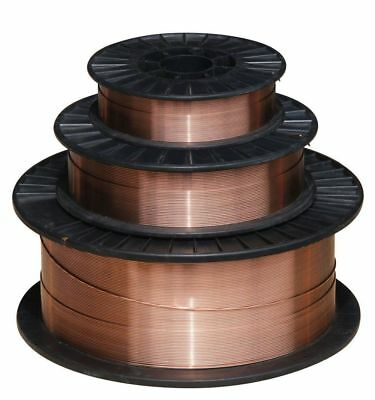 $60.37 • Buy ER70S-6 .045  Solid MIG Welding Wire | 2 Each - 11 Lb Spool
