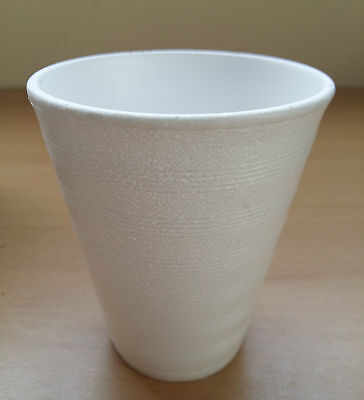 12oz  Foam Polystyrene Cups Disposable Hot Cold Drinks Juice Tea Cheap! • 8.36£