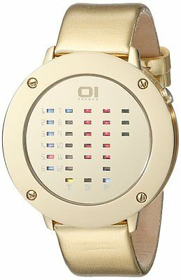 $220 • Buy 01 THE ONE IRR315RB1 Ibiza Ride Watch