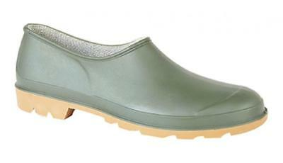 Unisex Garden Shoes, Goloshes, Waterproof Clogs 3-12 UK • 9.99£