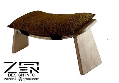 MEDITATION STOOL With A Fitted Cushion (Medium – Large) • 38£
