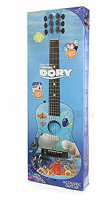 FIRST ACT Disney Children's Acoustic Junior Guitar Finding Dory • 24.99£
