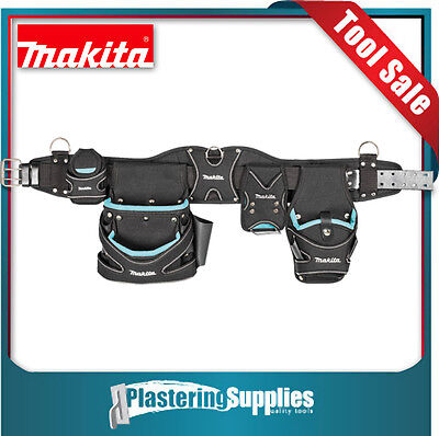 AU195.90 • Buy Makita Super Heavy Champion Tool Belt Set P-17897