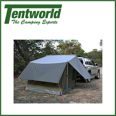 AU169.90 • Buy Oztent RV5 Fly For Ripstop Canvas Camping Tent