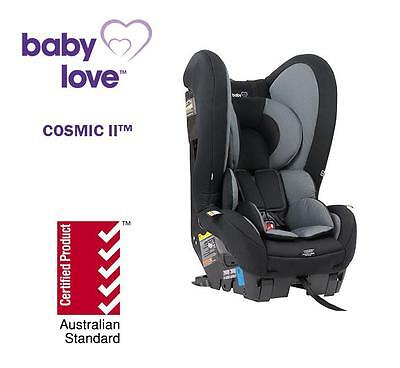 AU159.60 • Buy Br New BabyLove Cosmic II Covertible Kid Child Infant Baby Car Seat 0-4 Years