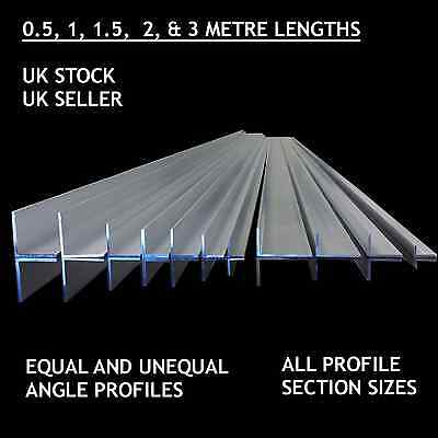 £3.79 • Buy Aluminium Extruded Angle Various Sizes Thickness 1 Meter Long! BEST PRICE