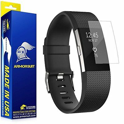 $ CDN12.27 • Buy ArmorSuit MilitaryShield - Fitbit Charge 2 Matte Screen Protector (2-Pack)