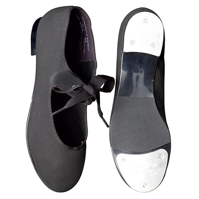Black Capezio Canvas Tyette Tap Dance Shoes 825 - Assorted Sizes • 14£