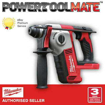 £139.99 • Buy Milwaukee M18BH-0 18V Compact SDS Hammer Drill (Body Only)
