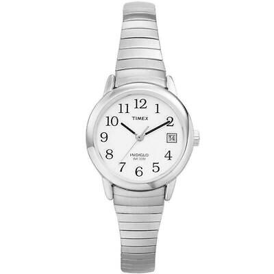 Timex Indiglo Easy Reader Expandable Ladies Watch T2H371 • 49.99£