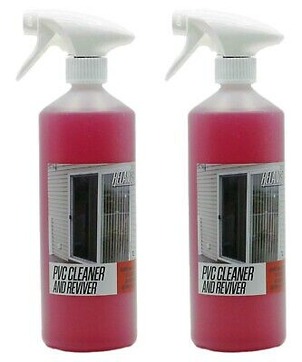 2 X 1L Relancer PVC Cleaner And Restorer - Trade Chemicals • 12.49£