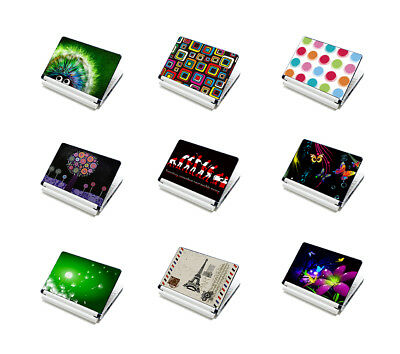 £5.76 • Buy Colorful Designs Laptop  Computer Skin Sticker Decal Cover Fit 15 Inch 15.4 Inch