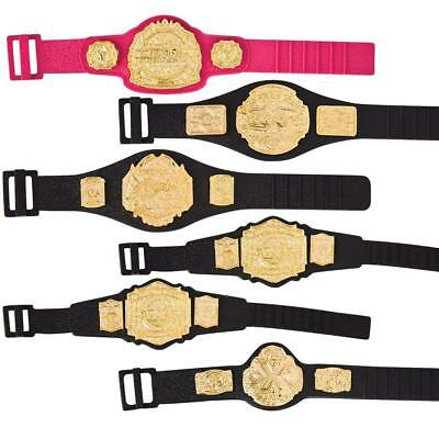 $15.99 • Buy Set Of 6 TNA Jakks Action Figure Belts