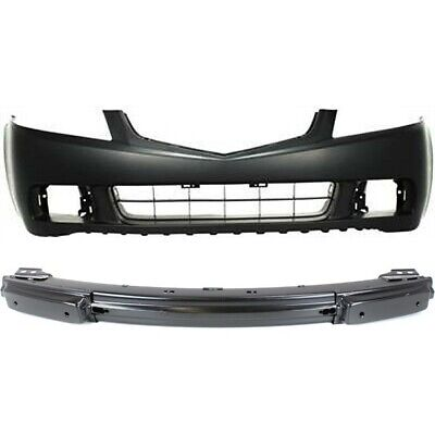 $242.70 • Buy Bumper Cover For 2004-2005 Acura TSX With Fog Light Holes Primed