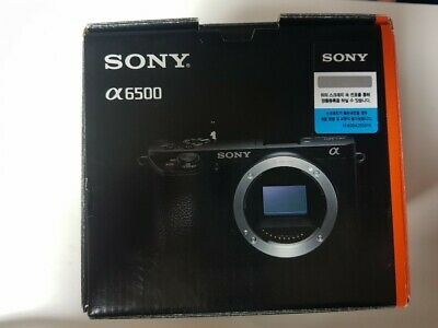 $ CDN1294.70 • Buy  A6500 ILCE-6500 24.2MP Mirrorless Digital Camera For Sony  - Black (Body Only)