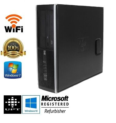AU283.83 • Buy HP 8200 Elite 500GB  7 Pro I5 Quad Core Up To 3.4GHz 12GB Dual Monitor Adapter