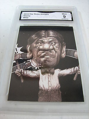 $ CDN27.51 • Buy Shemp Howard 2014 Chronicles Of The Three Stooges Black Pz2 Puzzle Graded 9