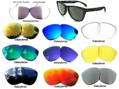 $15.98 • Buy Galaxy Replacement Lenses For Oakley Frogskins Sunglasses Multi-Color Polarized