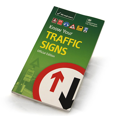 £8 • Buy Know Your Traffic Signs/The Official Highway Code
