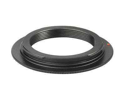 $5.35 • Buy M42 Lens To Canon EOS Body Adapter NO FLANGE EF Mount M42-EOSN - UK SELLER