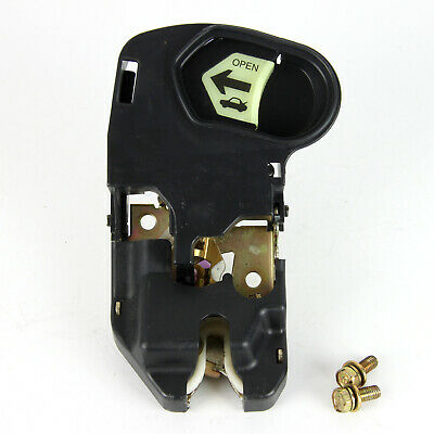 $39.99 • Buy 2001 - 2005 Honda Civic Trunk Latch Lock Lid Handle Assembly 74851-S5A-A02