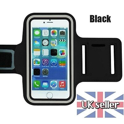 Gym Running Jogging Arm Band Sports Armband Case Strap For SMART PHONES 5.3  • 2.25£