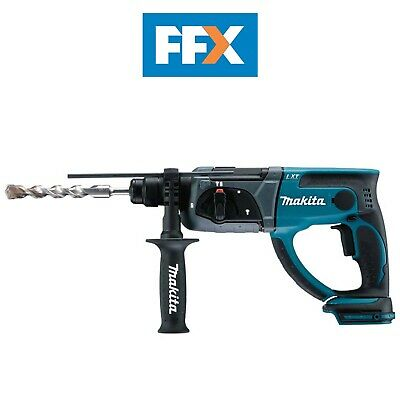 Makita DHR202Z 18v SDS Plus LXT Hammer Drill Bare Unit 3 Settings Onetouch Chuck • 109.90£