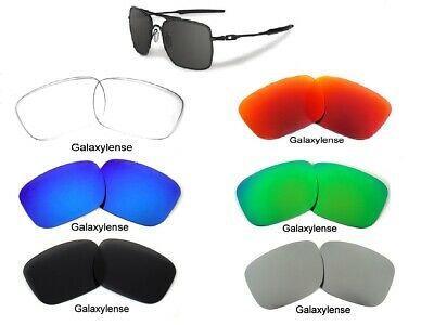£9.98 • Buy Galaxy Replacement Lenses For Oakley Deviation Multi Color Polarized 100%UVAB