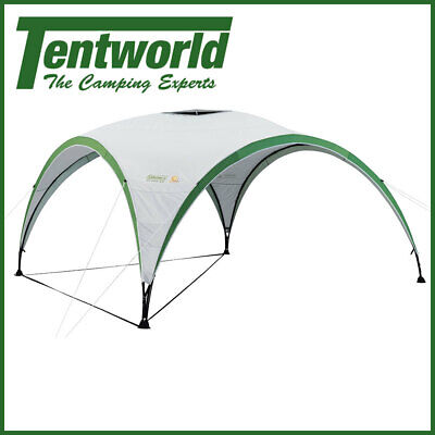AU299 • Buy Coleman Deluxe Event 14 Camping Shade With Sunwall Outdoor Shelter