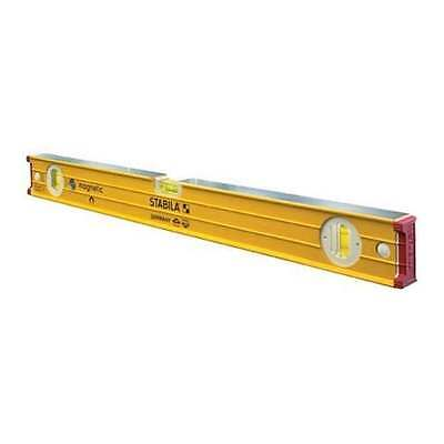 £166.32 • Buy Stabila 96M 72  Extra Rigid Magnetic Level With Reinforcing Ribs - 38672