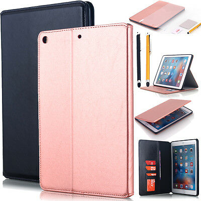AU12.89 • Buy New IPad Pro 10.5  / 9.7  2017 Heavy Duty Smart Leather Case Stand Folio Cover