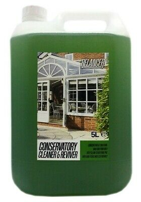£20.49 • Buy Conservatory Cleaner + PVC Cleaner And Restorer 5L - Trade CHEM