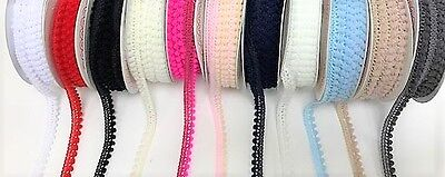Bertie's Bows 3mm Mini Pom Pom Trim - Sold By The Metre • 0.99£