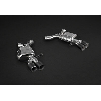 $7030 • Buy Capristo BMW M6 (F12/F13) Valved Exhaust System W/ Mid-Pipes & Remote