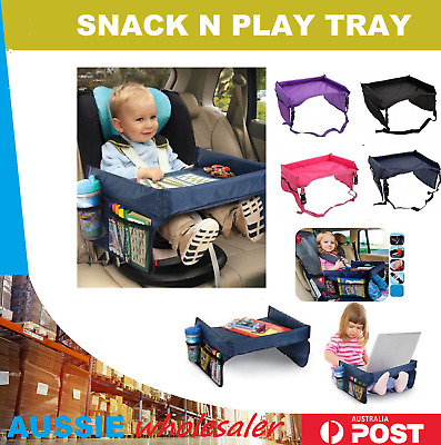 AU14.45 • Buy Baby Safety Travel Tray Table Kids Car Seat Snack Play Portable Tale Puchchair