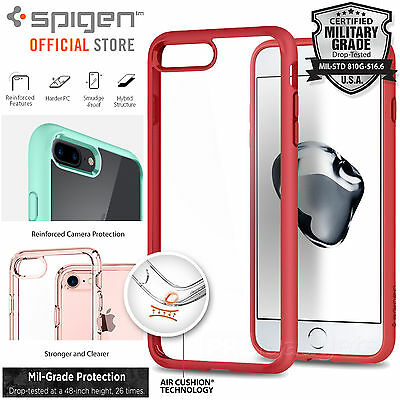 AU32.99 • Buy [FREE EXPRESS] IPhone 7 Plus Case, Genuine SPIGEN Ultra Hybrid 2 Cover For Apple