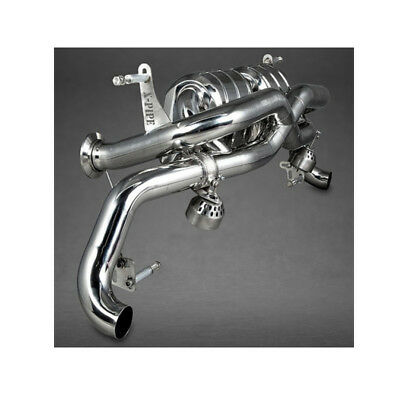 $6555 • Buy Capristo Audi R8 Pre-Facelift V8 X-Pipe Exhaust System With Remote
